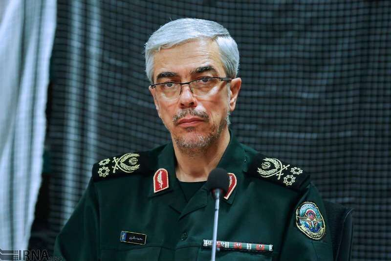 سرلشکر باقری: انتقام سختی در انتظار قاتلان شهید فخریزاده است