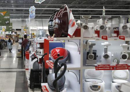 صنعت لوازم خانگی ظرفیت خوبی در تولید و صادرات دارد