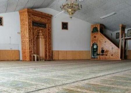 تعرض اسلامستیزانه به مسجد شهر «اوبنرو» دانمارک