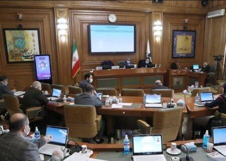 شهردار تهران تذکر گرفت
