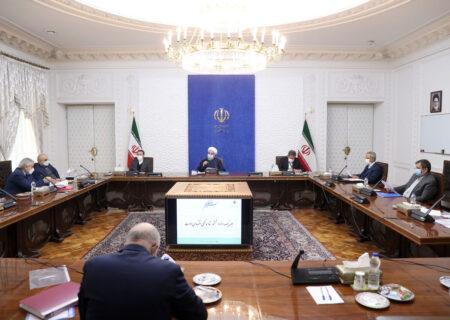 روحانی: مسائل کلان و راهبردی باید به دور از تنش برنامهریزی شود