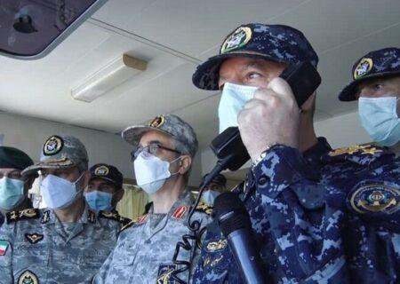 رزمایش اقتدار دریایی ۹۹ نیروی دریایی ارتش آغاز شد