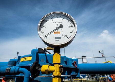 پایداری شبکه گاز در عبور از موج سرما