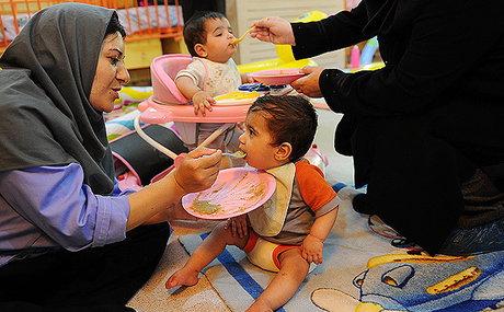 بازگشایی مهدهای کودک استان تهران