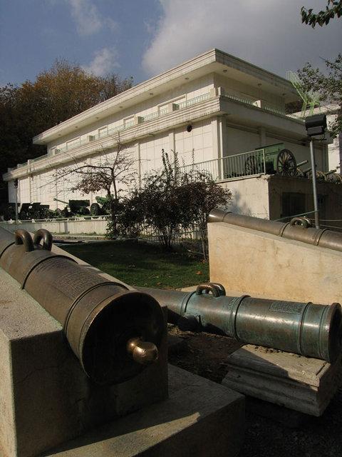 ورود ستاد ارتش به مرمت موزه نظامی سعدآباد
