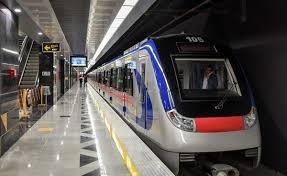 """مترو به """"زعفرانیه"""" و """"پاسداران"""" می رسد"""