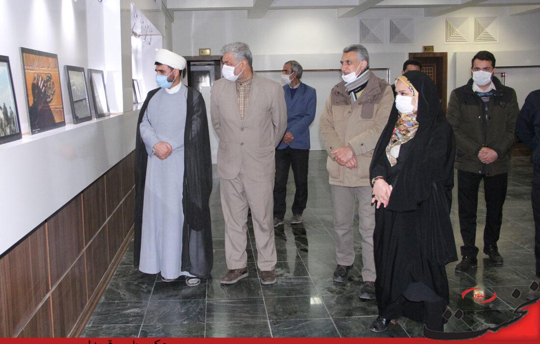 نمایشگاه عکس طلیعه انقلاب به مناسبت سالگرد پیروزی انقلاب اسلامی