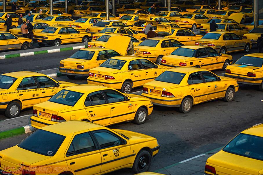 برچسب گذاری نرخ جدید کرایه تاکسی از امروز آغاز شد