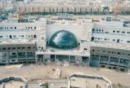 بیمارستان ناظران مشهد هوشمند ترین بیمارستان کشور
