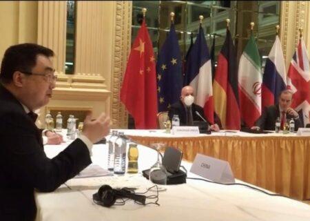 چین خواستار افزایش سرعت مذاکرات برجام برای رفع تحریمها شد