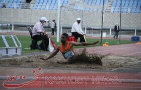 نخستین دوره مسابقات بین المللی دو میدانی جام امام رضا (ع) – قسمت دوم