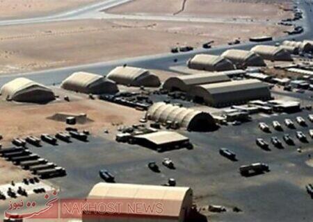پایگاه «عین الاسد» در استان الأنبار عراق هدف حمله راکتی قرار گرفت