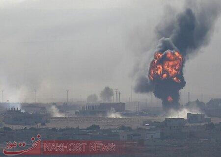 ۸ زخمی براثر انفجار در حمص سوریه