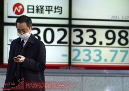 سهام آسیا اقیانوسیه افت کردند