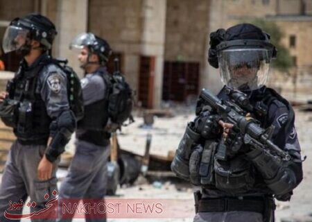 زخمی شدن ۱۱۰ فلسطینی در درگیری با نظامیان صهیونیست درکرانه باختری