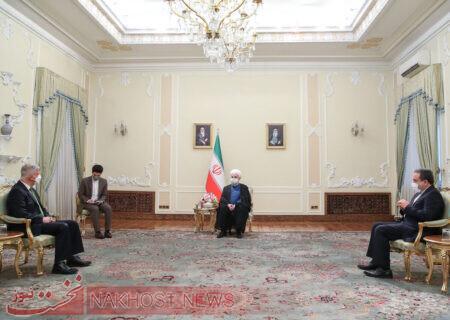 اراده ایران همواره توسعه روابط با کشورهای آمریکای لاتین است