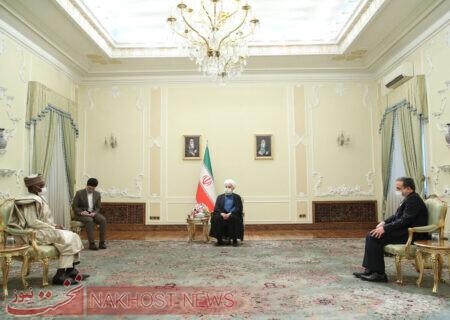 همکاری بیشتر ایران و نیجریه در عرصههای بین المللی ضروری است