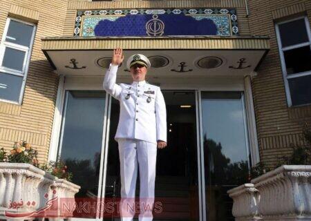فرمانده نیروی دریایی ارتش عازم سنپترزبورگ شد