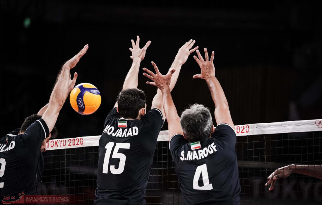 ایران و لهستان؛ طولانیترین بازی والیبال تاریخ المپیک