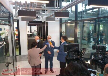 افتتاح «مرکز فناوری و نوآوری رسا» از سوی رییس سازمان انرژی اتمی