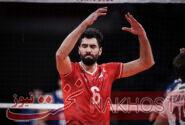 والیبال ایران مقابل ایتالیا هم باخت