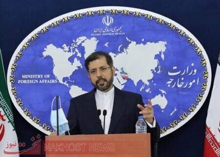 سخنگوی وزارت امور خارجه با دولت و مردم عراق همدردی کرد