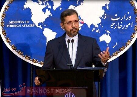 ایران آمادگی همکاری با عراق جهت مقابله با تحرکات تروریستی را دارد