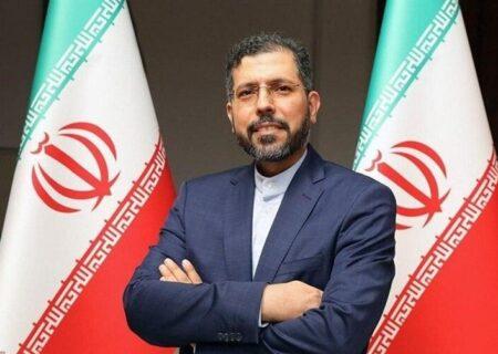 آمریکا تعهدات برجامی را انجام دهد اقدامات ایران برگشتپذیر است