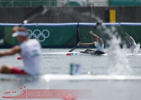 ۲ روی یک سکه قایقرانی در المپیک توکیو