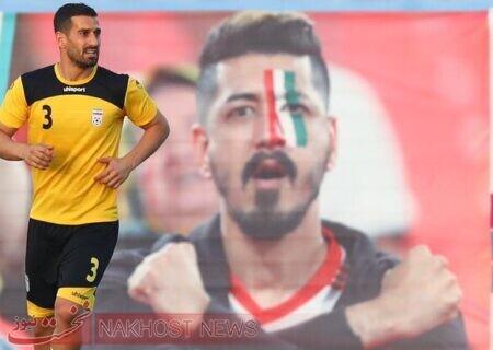 حذف کاپیتان تیم ملی فوتبال ایران از لیست دراگان اسکوچیچ