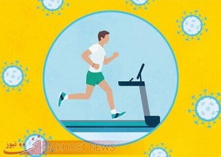 عدم فعالیت ورزشی خطر ابتلا به کووید ۱۹ شدید را افزایش می دهد