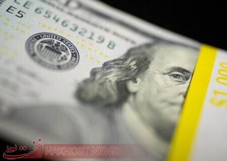 صعود خفیف دلار