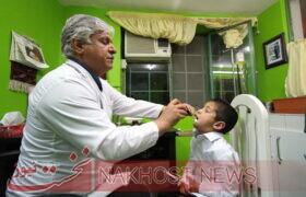 گزارش تصویری نخست نیوز از دکتر حاج عبدالجلیل غیادی
