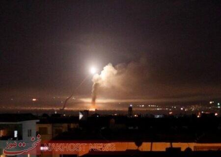 ۴ کشته و زخمی در حمله هوایی رژیم صهیونیستی به «تدمر»