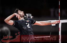 نتایج لژیونرهای والیبال ایران در تیمهای باشگاهی