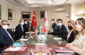 رایزنیهای سیاسی ایران و ترکیه
