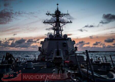 چین حضور کشتیهای جنگی آمریکا و کانادا در تنگه تایوان را محکوم کرد