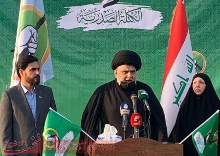 واکنش جریان صدر به نشست احزاب معترض به نتایج انتخابات عراق