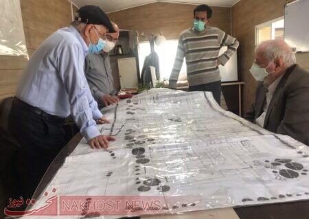 پروژه بیمارستان 400 تخت خوابی اعصاب و روان مشهد